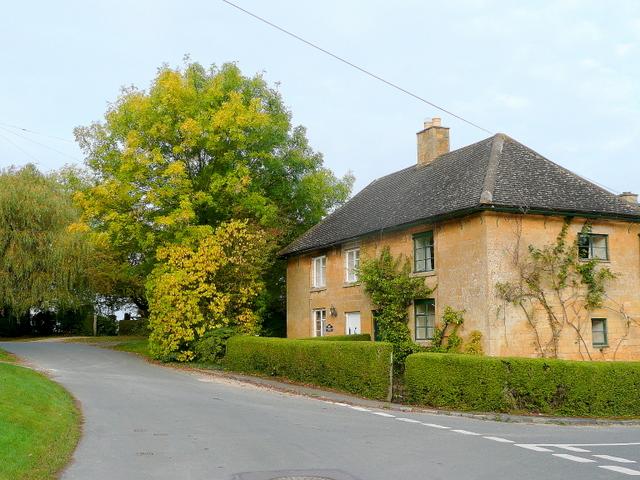 Laverton; a small Cotswold village 2