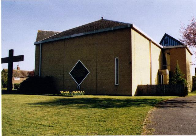 St Matthew, Southcote