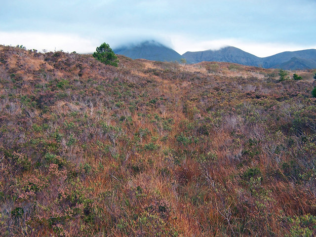 Path towards Sligachan
