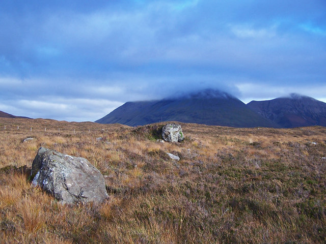 Erratics on the moor