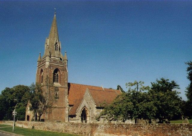 St Michael, Tilehurst