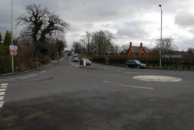 Balshaw Lane