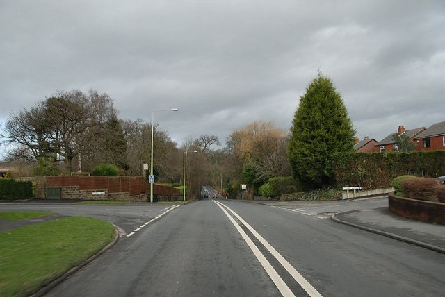 Wigan Road Euxton