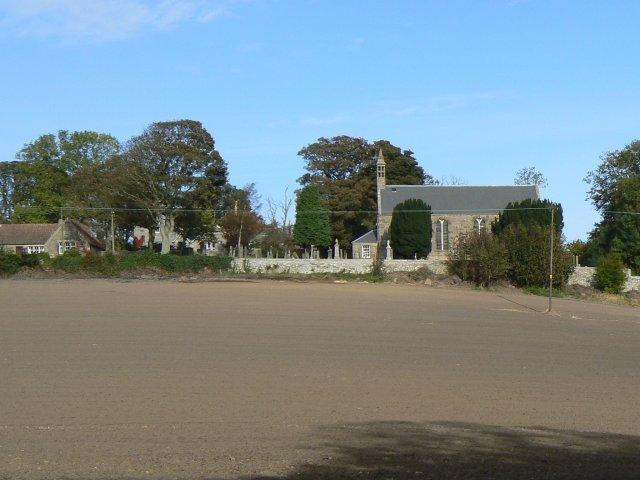 Carnbee Church