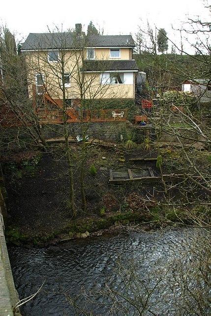 House by Pincock Bridge