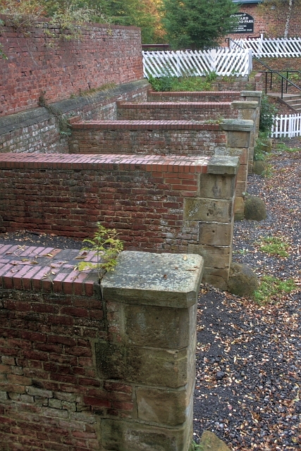Disused Coal Bunkers