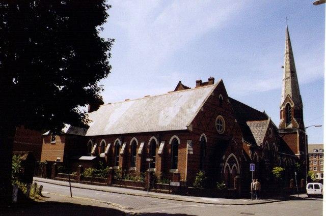 Queens Road Methodist Church