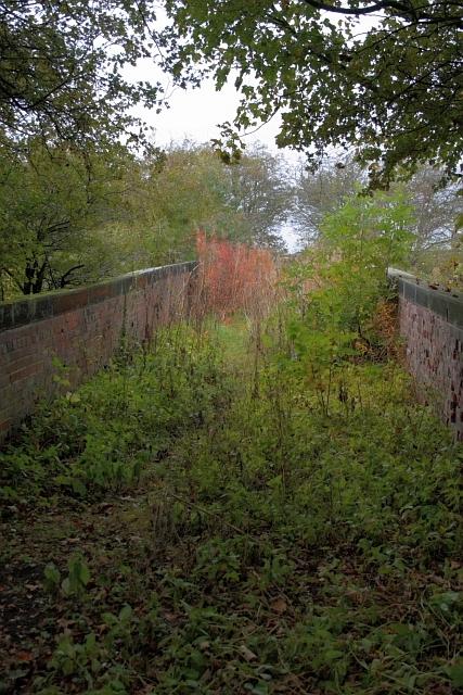 Bridge over the Dismantled Castle Eden Railway