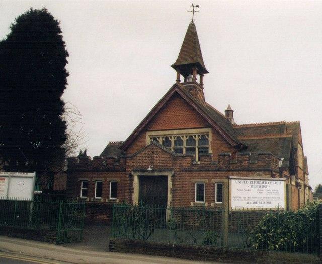 Tilehurst United Reformed Church