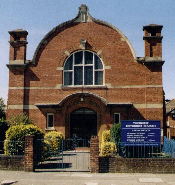 Tilehurst Methodist Church