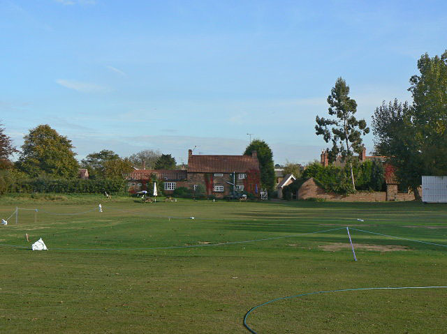 Hoveringham Cricket Ground
