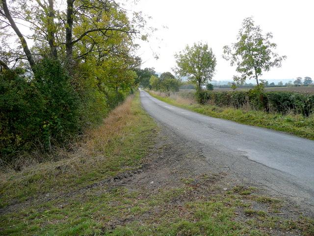 Wormington Lane, south-east