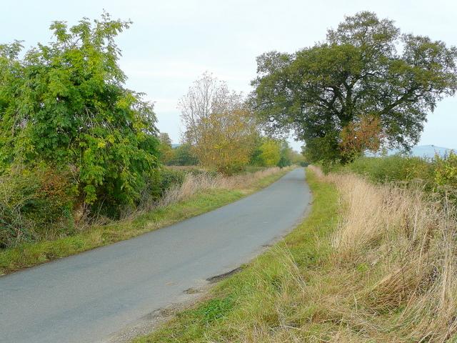 Wormington Lane, north-west