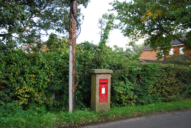 Postbox, Scarharbour Rd