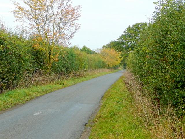 Lane to Wormington