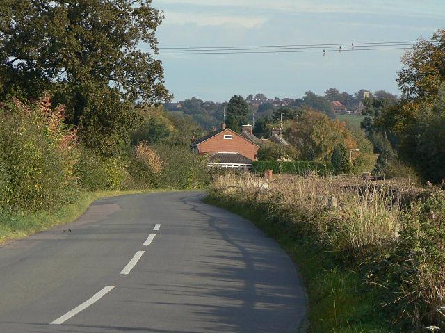 Gonalston Lane, Hoveringham
