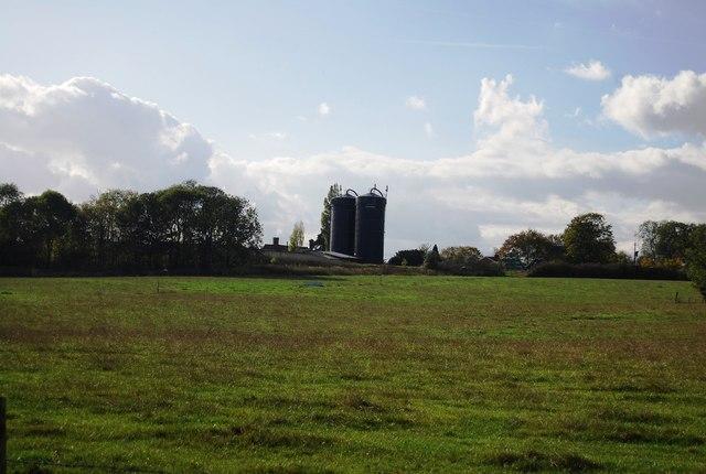 Silos, Westwood Farm