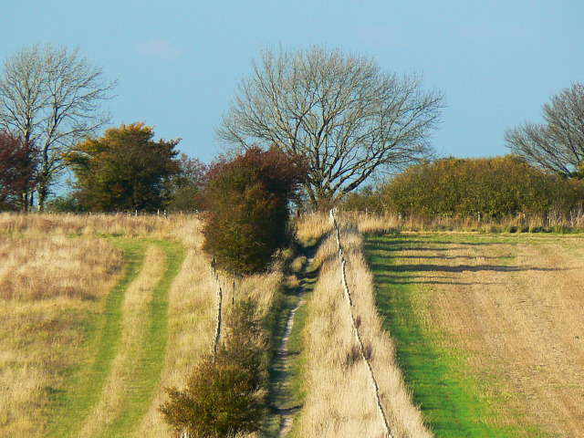 The Mid Wilts Way, Bromham CP