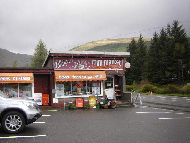 Shop, Tyndrum