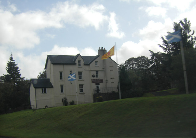Suie Lodge, Glen Dochart