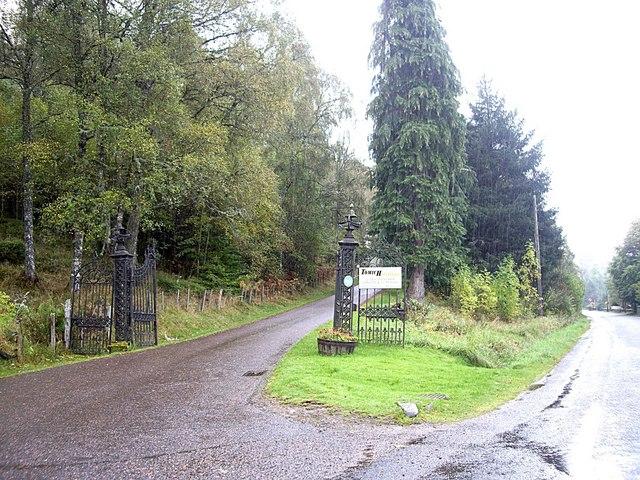 Gateway to Guisachan Farm