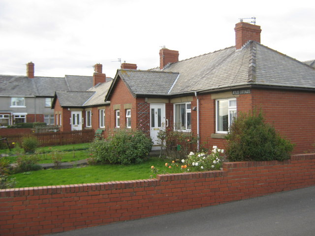 Attlee Cottages Newbiggin-by-the-sea