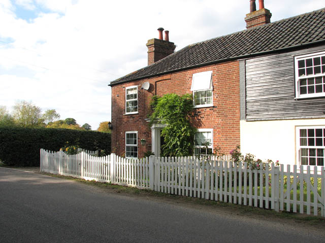 Cottages in The Street