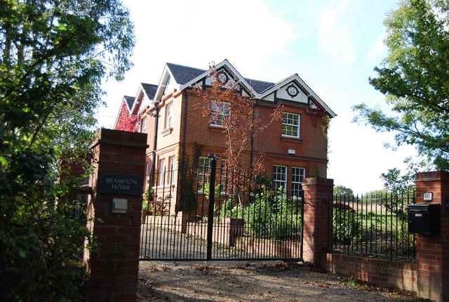 Brampton House, Scabharbour Rd