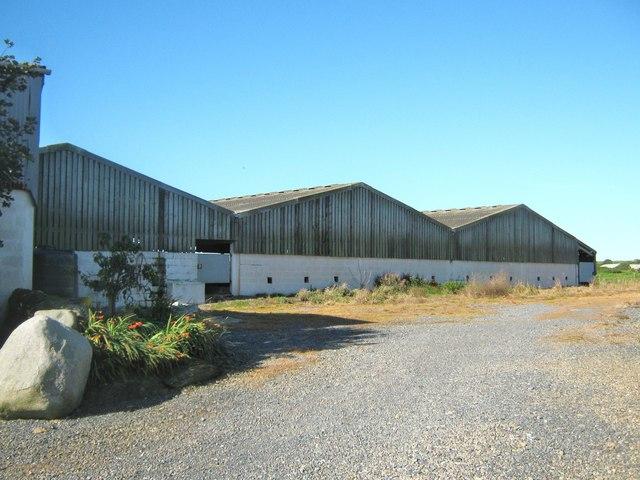 Barns at Morrach