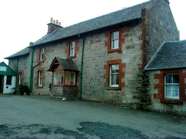 Dunrod Farmhouse