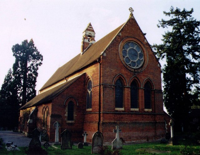 All Saints, Ascot