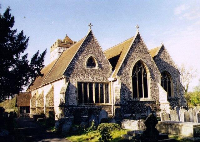 All Saints, Bisham