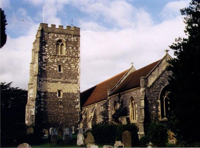 St Michael, Bray