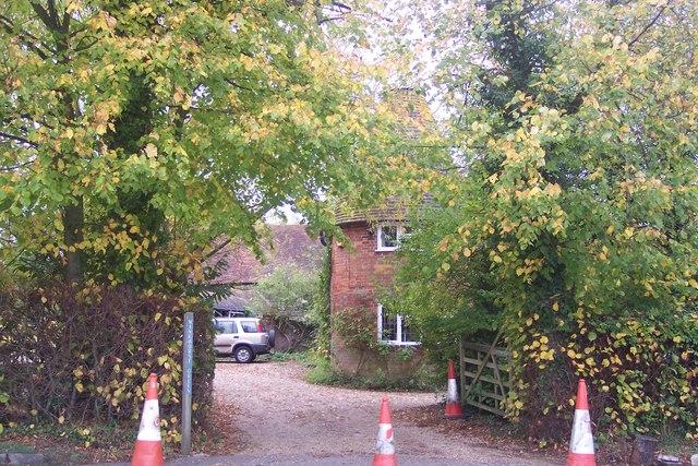 Winkhurst Green Oast House