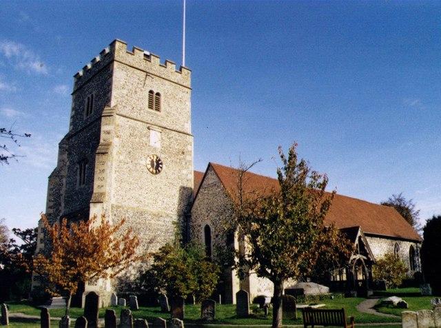 Holy Trinity, Cookham