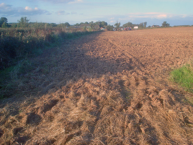 Arable land at Stordon Grange