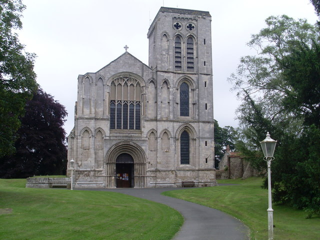 St Mary's Priory, Old Malton