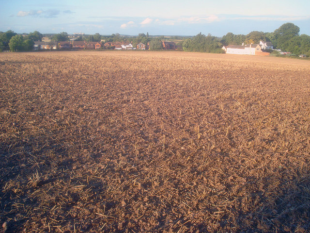 Arable land near West End