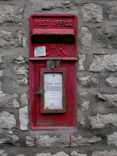 Aislaby Postbox