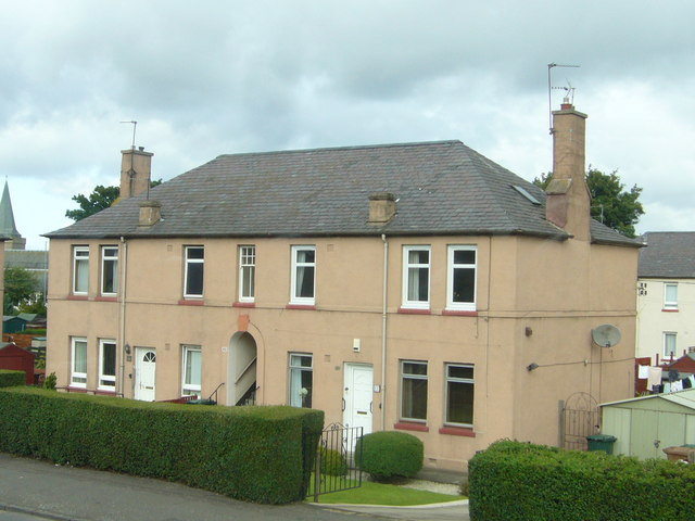 Council Houses, Stenhouse