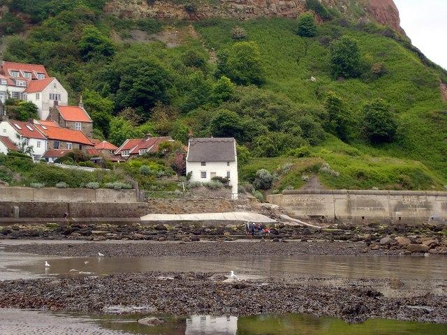 Cottage, Runswick Bay
