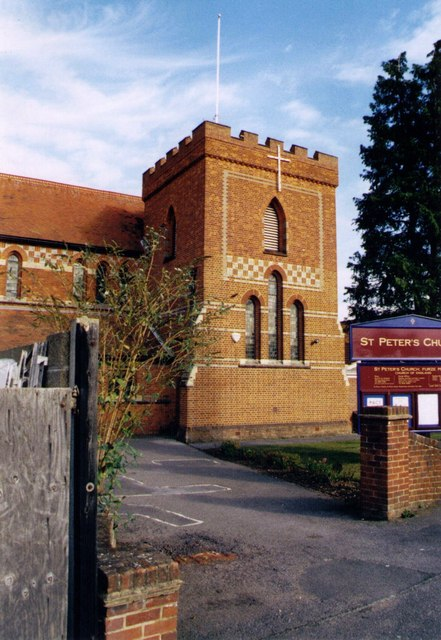 St Peter, Furze Platt