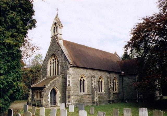 St John the Evangelist, Littlewick Green