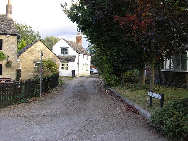 Wheatsheaf Lane, Greetham