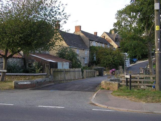 Bridge Lane, Greetham