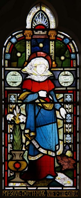 St Mildred, Acol, Kent - Window