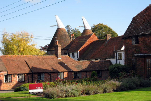Oast House at Benedict House, Staplecross Road, Ewhurst, East Sussex