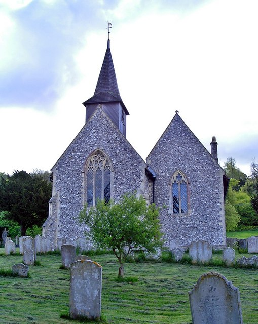 St Mary's Church, Compton