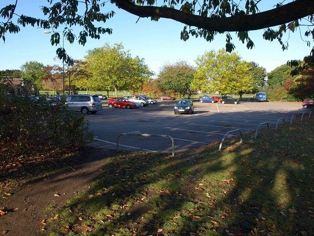 Slades Farm Car Park