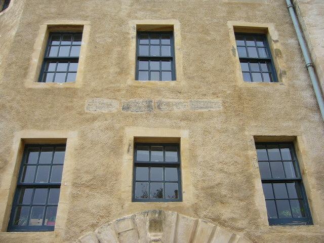 St. Ninian's Manse facade